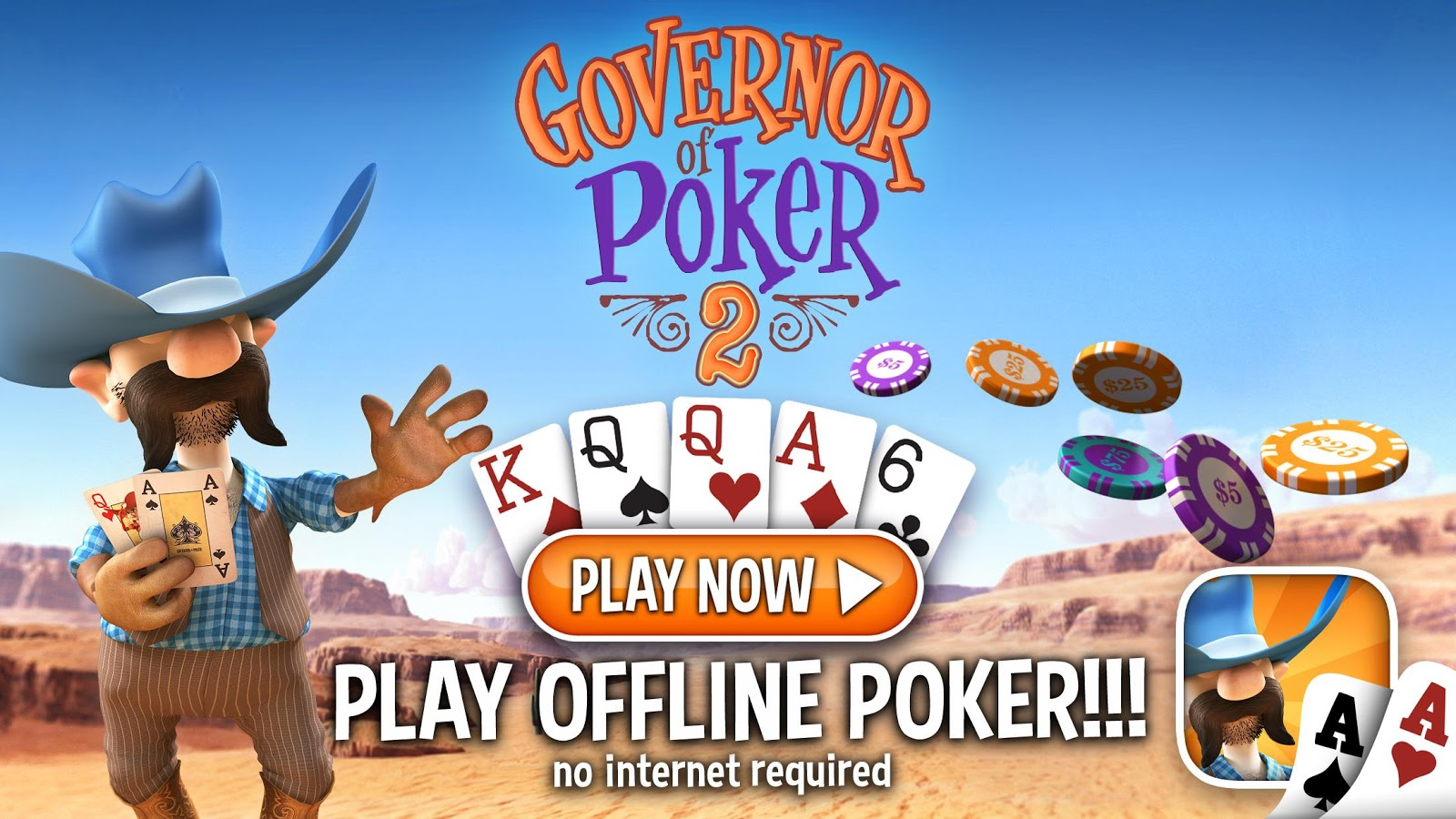 Governor of Poker 2 Premium Screenshot 0