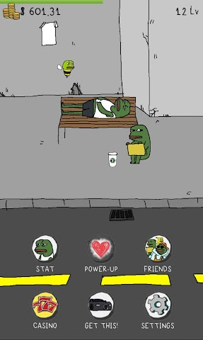 android Frogs Screenshot 8