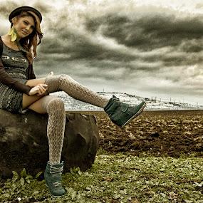 by Димитър Чобанов - People Fashion ( sexy, girl, nature, woman, naked, beautiful )