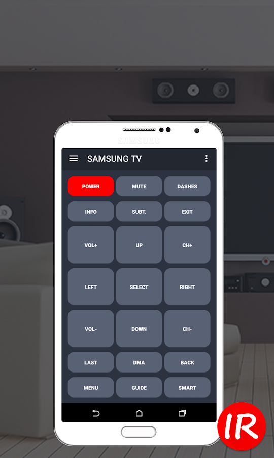 IR Universal Remote + WiFi Pro Screenshot 2