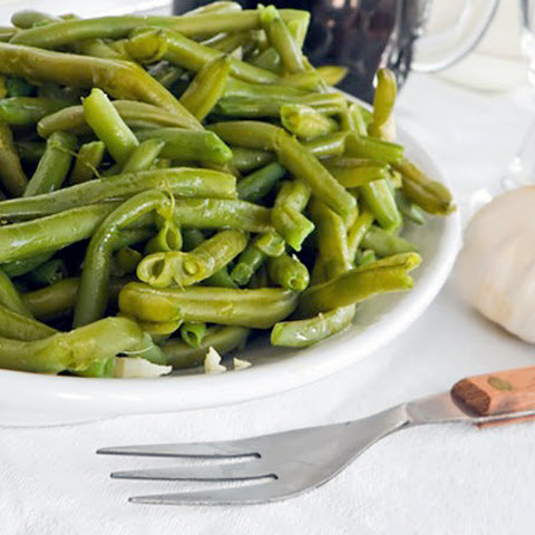 Slow Cooker Southern Style Green Beans