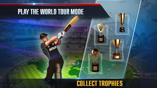 ICC Pro Cricket 2015 apk screenshot