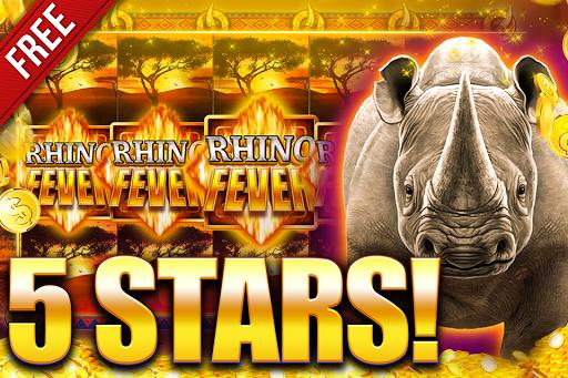 Rhino Fever™ Real Slot Machine Casino Pokies FREE For PC