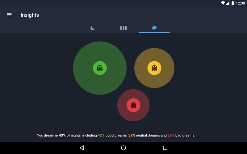 Runtastic Sleep Better: Sleep Cycle & Smart Alarm Screenshot 18
