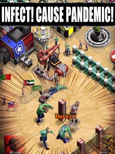 UNDEFACTORY~ZombiePandemic~ - screenshot