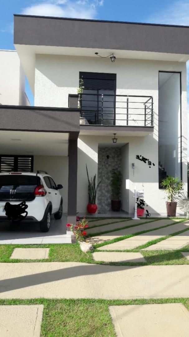 Casa de 175m2 com 3 suites à venda no Jardim Montreal Residence - Indaiatuba/SP