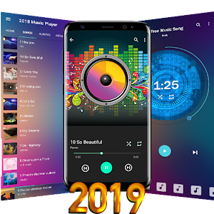 Music Player 2019 For PC (Windows & MAC)