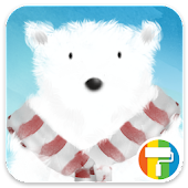 App Polar Bear ASUS ZenUI Theme APK for Windows Phone