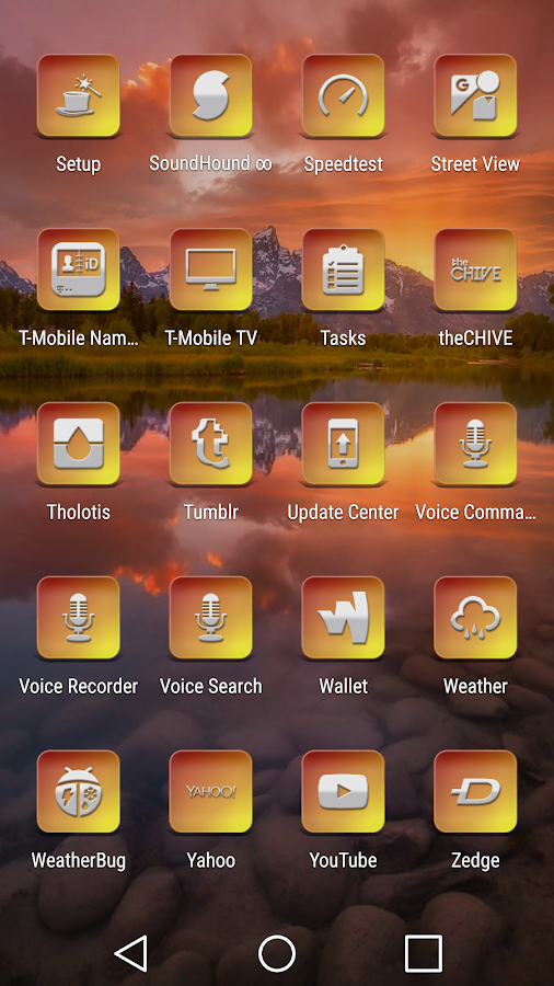 Bacca - Icon Pack Screenshot 5