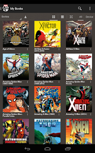 Marvel Comics APK for Ubuntu
