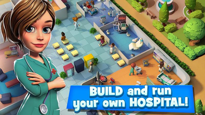 Dream Hospital - Health Care Manager Simulator Screenshot 12
