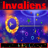Invaliens, Galaxy Defender. APK for Ubuntu
