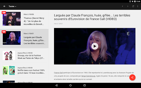 Programme TV par Télé Loisirs APK for Blackberry  Download Android ...