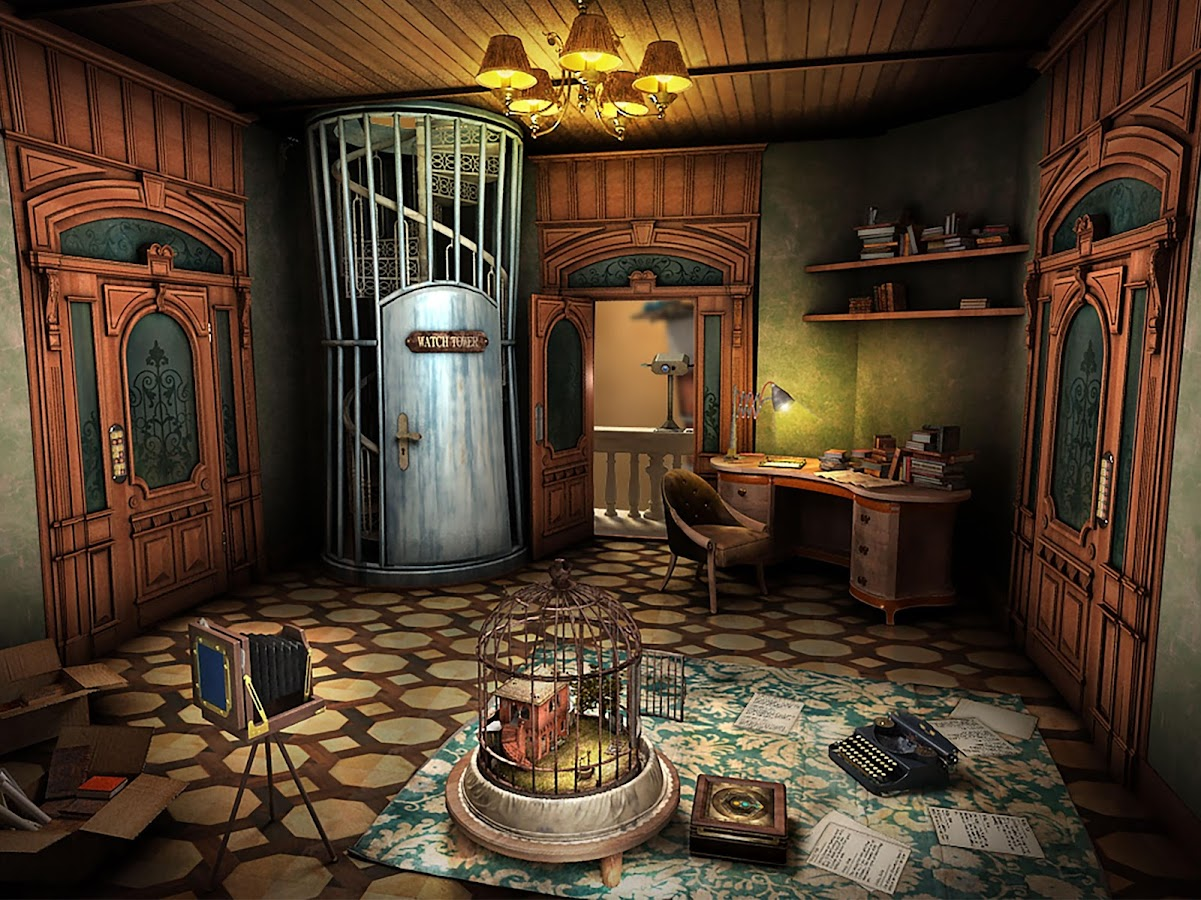 Dreamcage Escape Screenshot 1