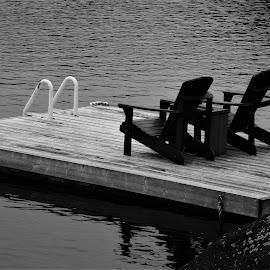 by Denise O'Hern - Black & White Landscapes