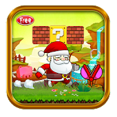 Download Classic Mario-Xmas Santa run APK to PC
