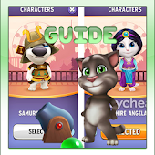New Guide for Talking tom-Bubble shooter