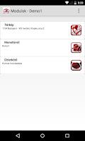 Screenshot of Multi Alarm GPS Monitor