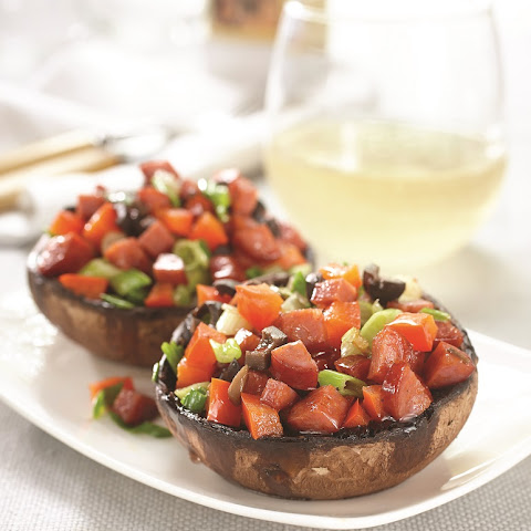 Allergy-Free Stuffed Portobello Mushrooms