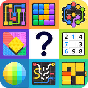 Puzzle Out - Dots, Hexa Lines, Unblock, Tangram For PC (Windows & MAC)