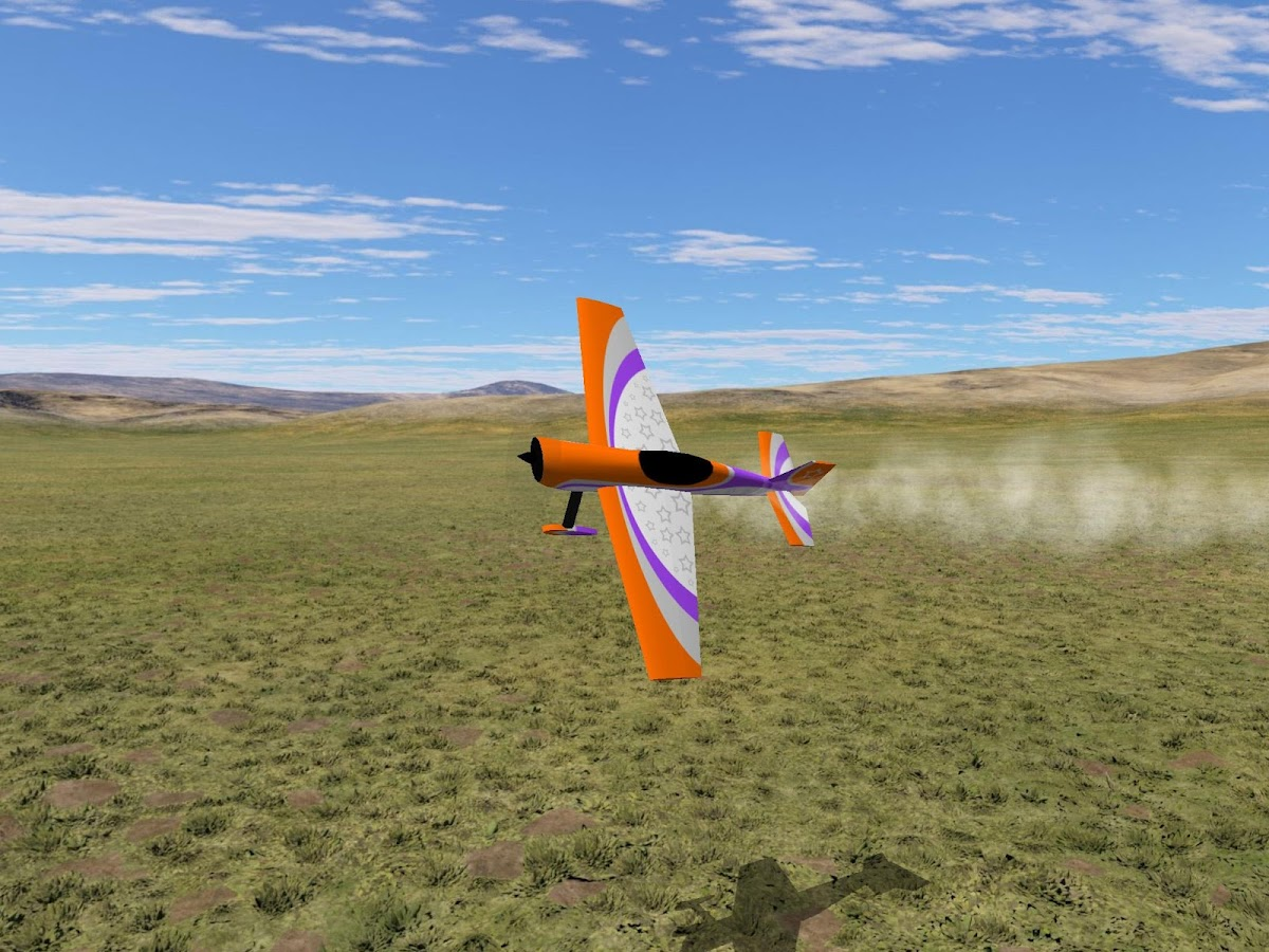 PicaSim: Flight simulator Screenshot 8