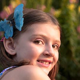 Beautiful Bella by Nancy Senchak - Babies & Children Child Portraits