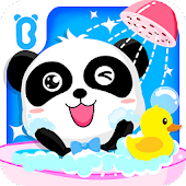 Baby Panda's Bath Time APK for Ubuntu