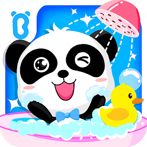 Baby Panda's Bath Time For PC