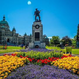 Victoria Park by Joseph Law - City,  Street & Park  City Parks