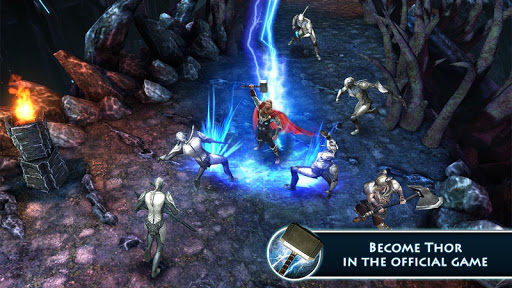 Thor: TDW - The Official Game screenshot 1