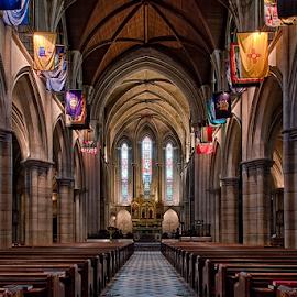 American Church in Paris by Kevin Egan - Buildings & Architecture Places of Worship ( paris, color, american church in paris, place of worship, france, architecture,  )