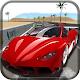 Fast Car Desert Stunt