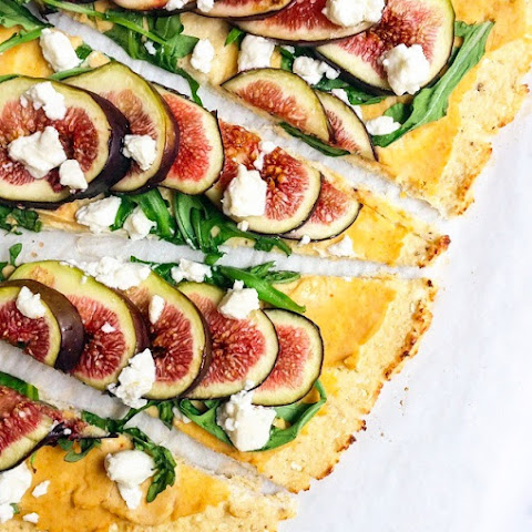 Healthy Pizza Crust
