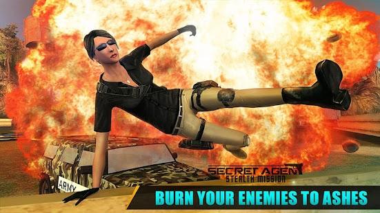 Download Secret Agent Stealth Mission APK on PC