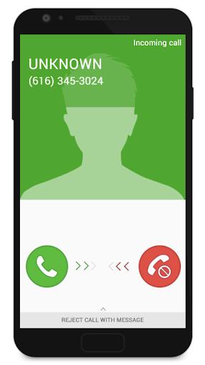 Fake Call 3 screenshot 1