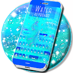 Water Keyboard 1.224.1.84 Apk