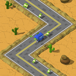Rally Racer with ZigZag For PC / Windows 7/8/10 / Mac – Free Download