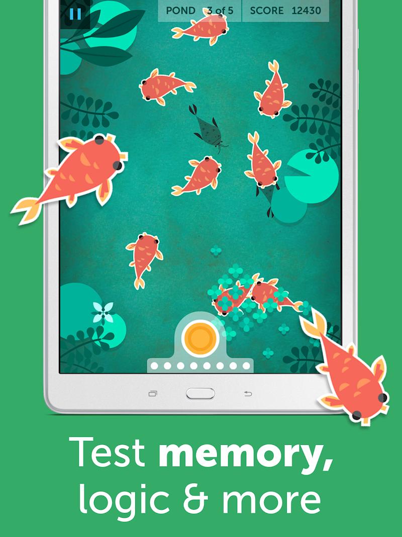 Lumosity: #1 Brain Games & Cognitive Training App Screenshot 8