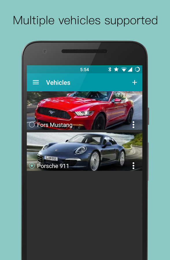 Fuel Buddy - Car Management; Fuel and Mileage Log Screenshot 3