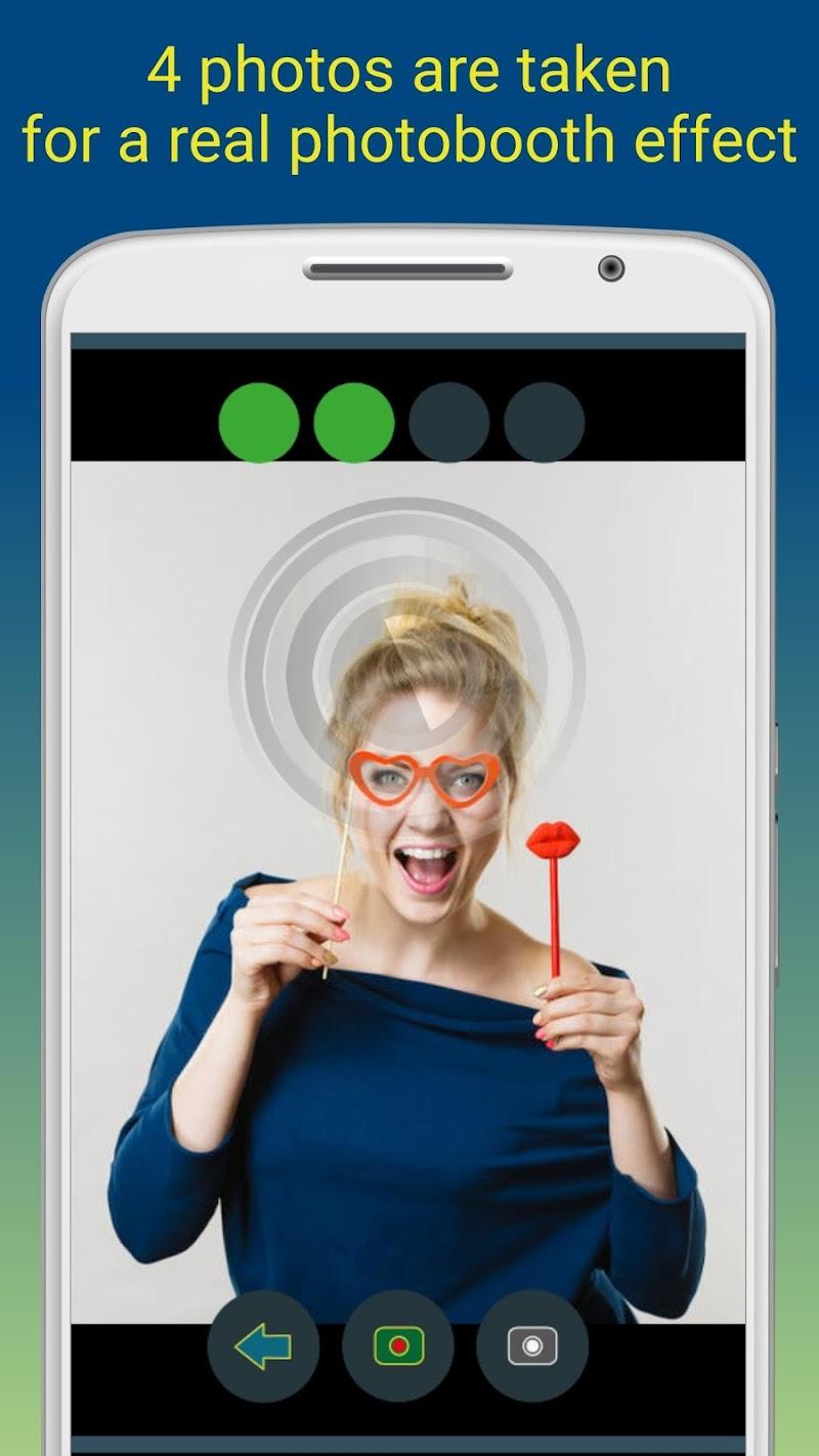Photobooth mini FULL Screenshot 1