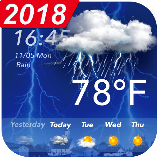 Local weather Forecast APK Cracked Download