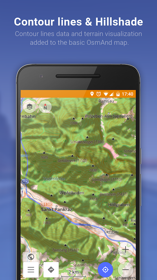 Maps & Navigation — OsmAnd+ Screenshot 6