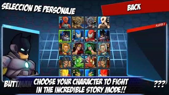 Free Download Superheros Free Fighting Games APK for Samsung
