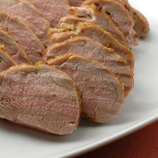 Ginger Orange Pork Tenderloin Recipes