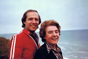 ​My Last Photo with My Mother, Norfolk, 1978
