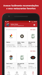 App iFood - Delivery de Comida apk for kindle fire