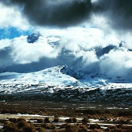 by Alexei Zarya - Landscapes Mountains & Hills