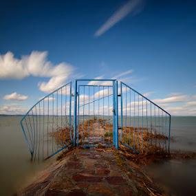 Blue by Fira Alexandra - Landscapes Beaches