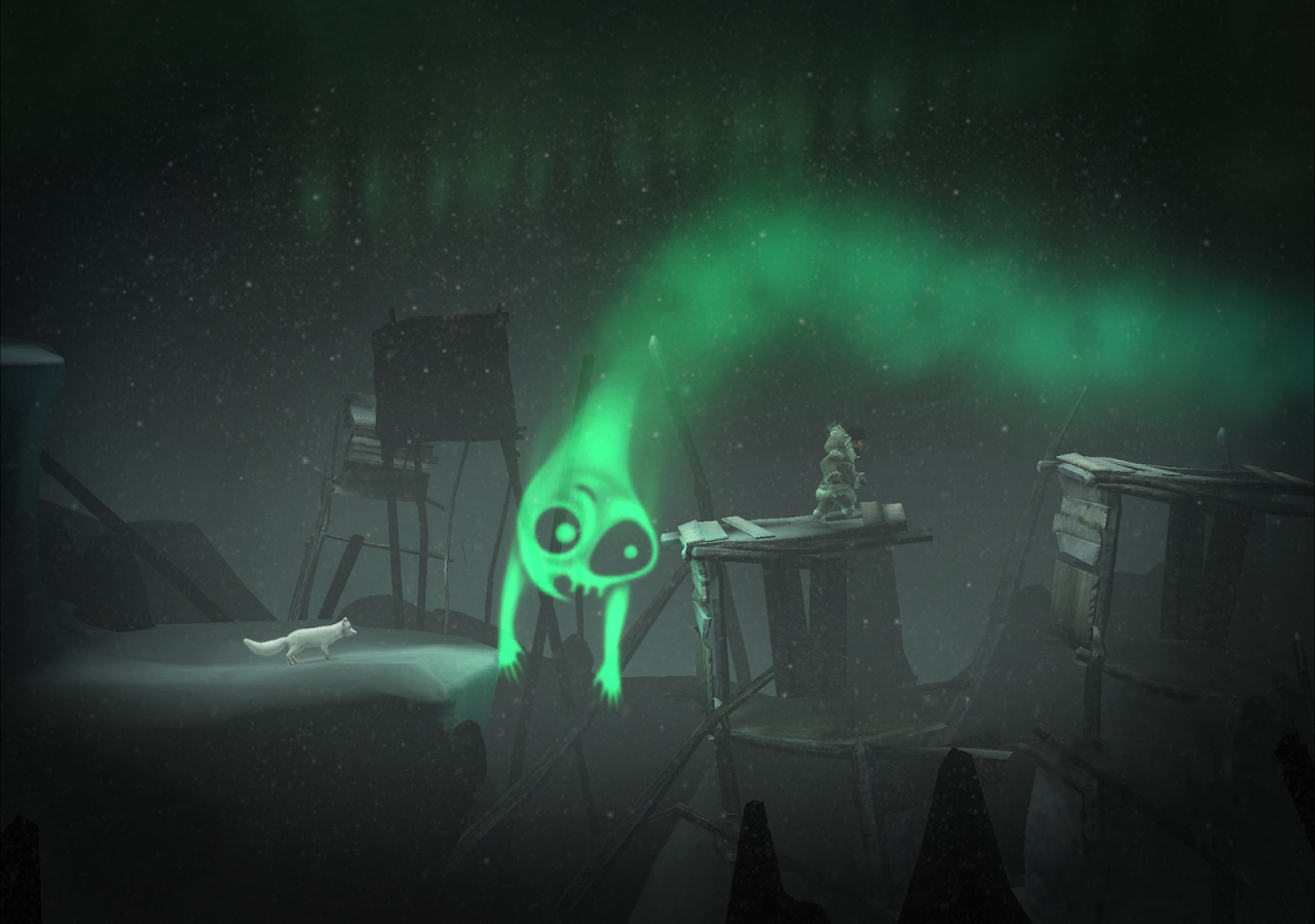 Never Alone: Ki Edition Screenshot 8
