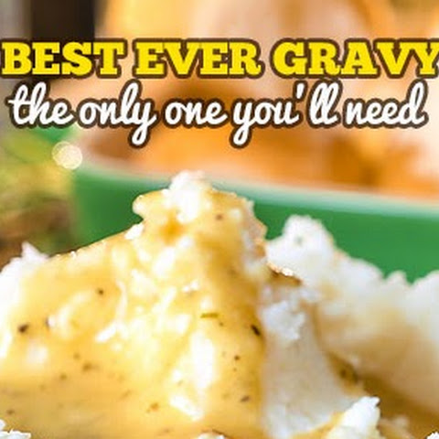 Best Ever Gravy